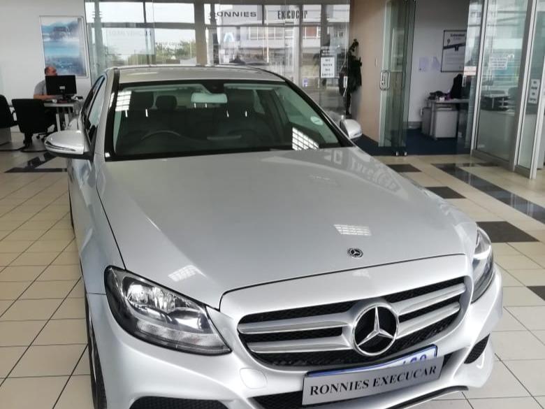 2018 Mercedes-Benz C-Class C180 auto for sale - 33301
