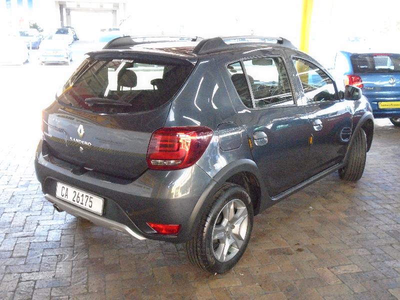 Renault Sandero Stepway 2018 for sale in Western Cape