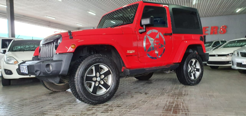 Jeep Wrangler - 2016 for sale - 512