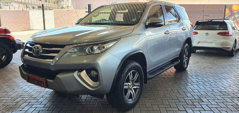 Toyota Fortuner - 2016 for sale - 514
