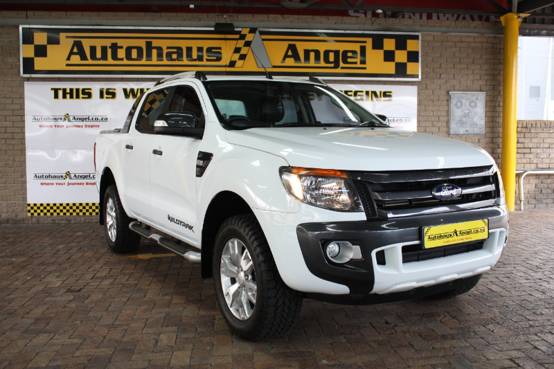 2014 Ford Ranger  3.2TDCi double cab Hi-Rider Wildtrak for sale - 491