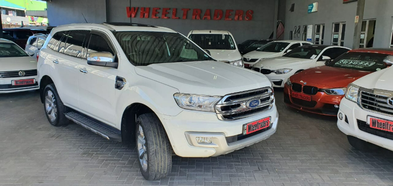 2016 Ford Everest  3.2TDCi 4WD Limited for sale - 510