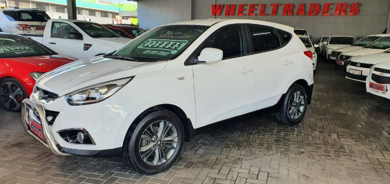 2015 Hyundai ix35  1.7CRDi Premium for sale - 2196