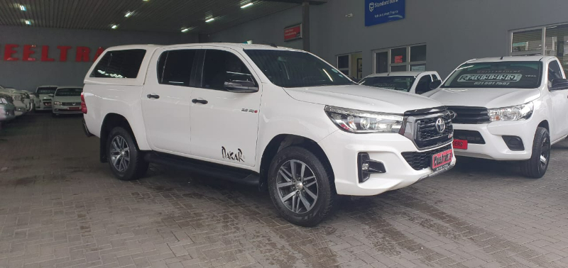 Toyota Hilux - 2018 for sale - 2201