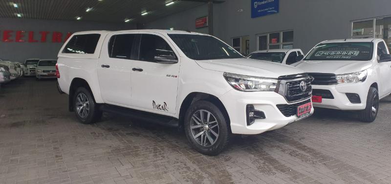 2018 Toyota Hilux  2.8GD-6 double cab Raider Dakar for sale - 2201