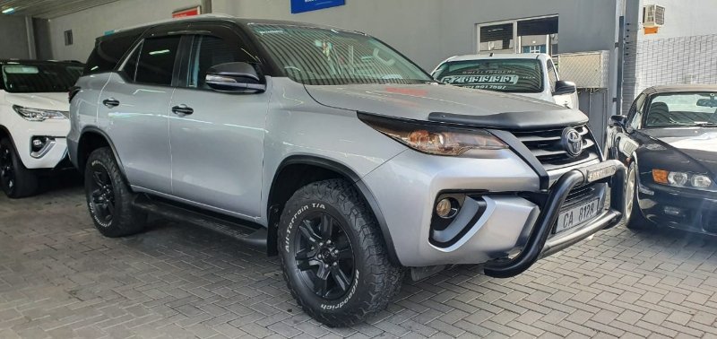 2018 Toyota Fortuner  2.4GD-6 auto for sale - 2202