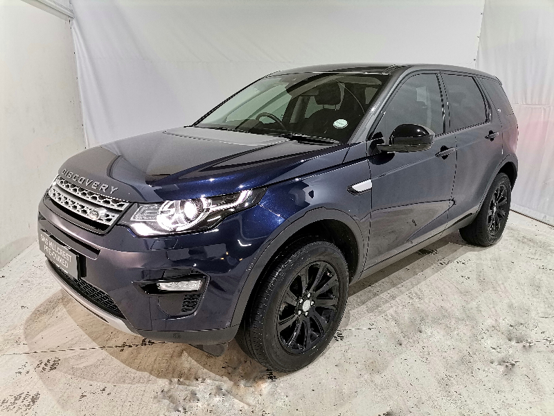 2016 Land Rover Discovery Sport  HSE Sd4 for sale - 3537
