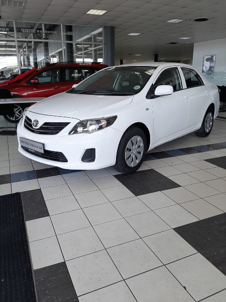 2019 Toyota Corolla Quest  1.6 for sale - 33148