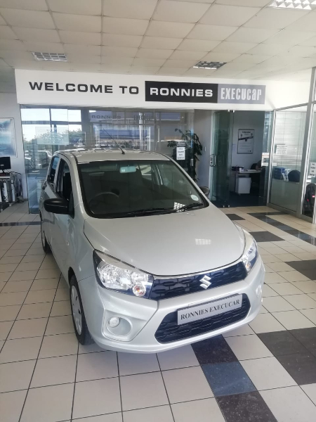 2019 Suzuki Celerio  1.0 GA for sale - 33442