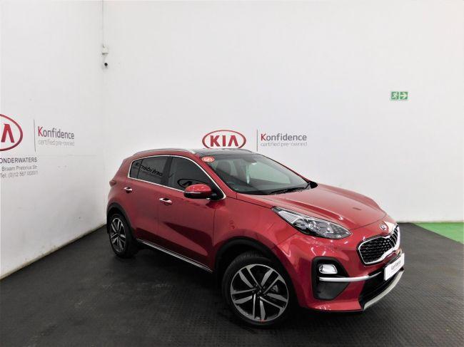 2021 Kia Sportage 2.0 CRDI EX+ A/T for sale - 1261293