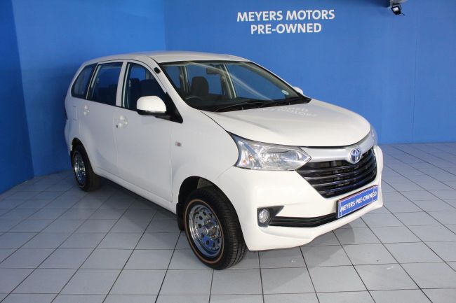 2018 Toyota AVANZA  1.3 S for sale - UC11846