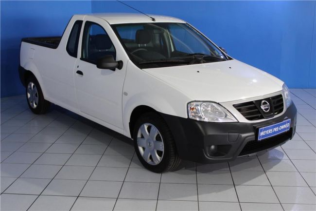 2021 Nissan NP200  1.6 A/C SAFETY PACK P/U S/C for sale - UK20770