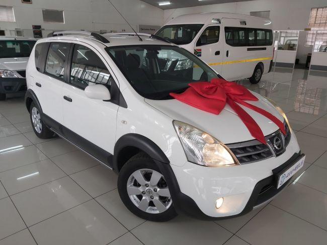 2012 Nissan LIvinA 1.6 ACENTA+ X-GEAR for sale - U32156