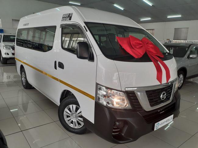 2019 Nissan NV350 2.5 16 SEAT IMPENDULO for sale - U13028