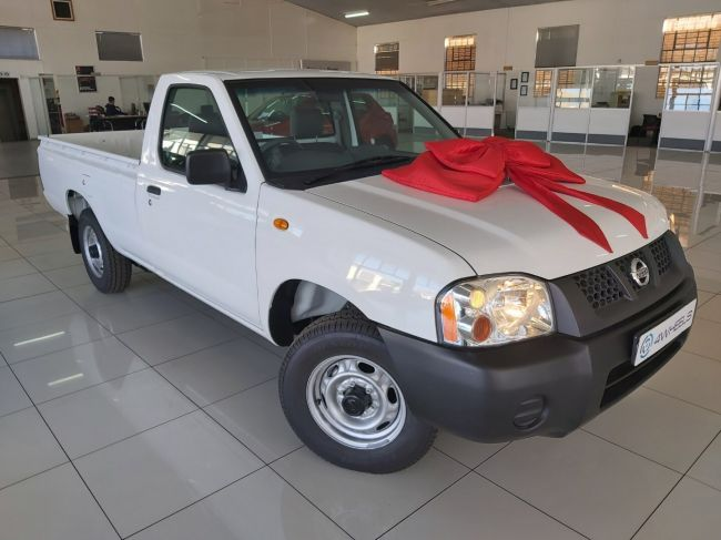 2020 Nissan NP300 Hardbody HARDBODY NP300 2.5 TDI LWB P/U S/C for sale - U13027
