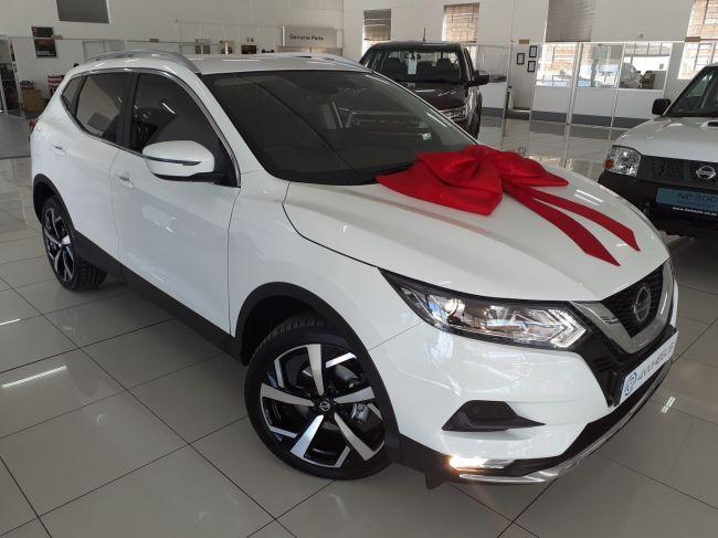 2020 Nissan Qashqai 1.5 dCi ACENTA PLUS for sale - U13000