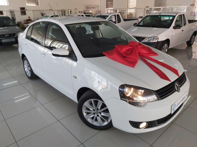 2016 Volkswagen POLO VIVO GP 1.6 COMFORTLINE for sale - U12914