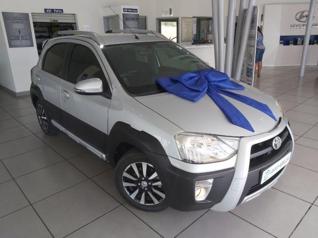 2015 Toyota ETIOS CROSS 1.5 Xs 5Dr for sale - U22564
