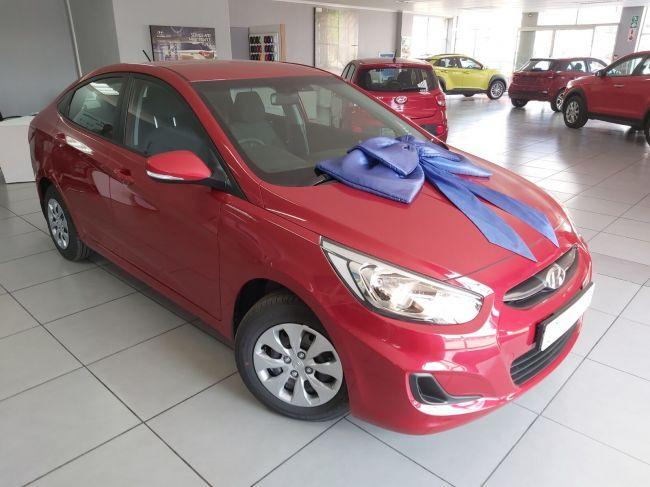 2019 Hyundai Accent 1.6 GL/MOTION for sale - U22560