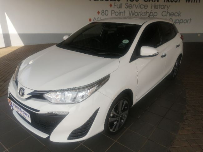 2019 Toyota Yaris 1.5 XS CVT 5DR for sale - 568015
