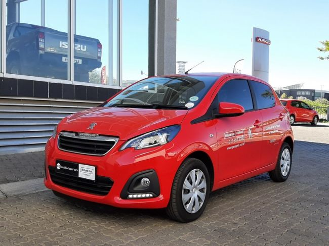 2021 Peugeot 108 1.0 THP ACTIVE for sale - 541878