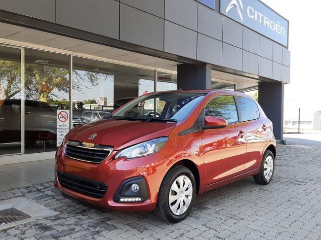 2021 Peugeot 108 1.0 THP ACTIVE for sale - 38863