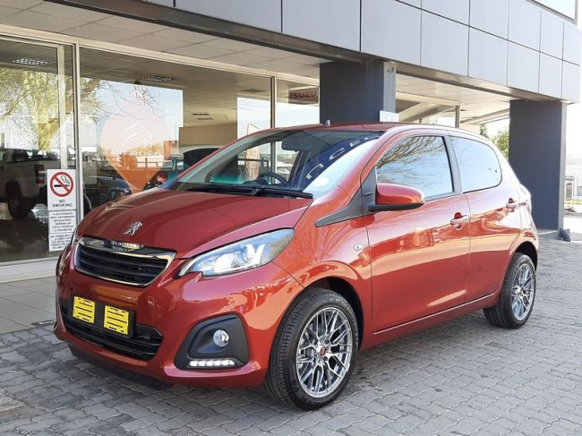 2021 Peugeot 108 1.0 THP ACTIVE for sale - 0335-137478