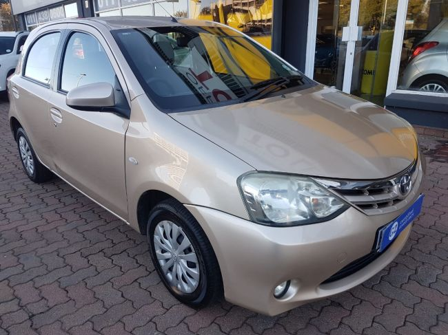 2014 Toyota ETIOS 1.5 Xs 5Dr for sale - 542776