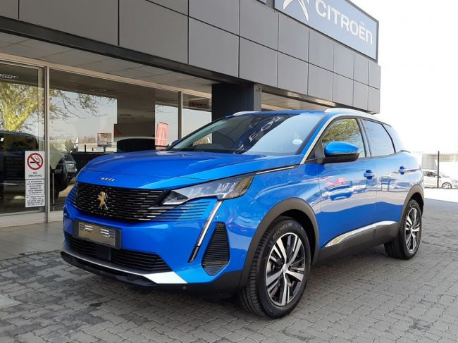 2021 Peugeot 3008 1.6 THP ALLURE A/T for sale - 0335-137441