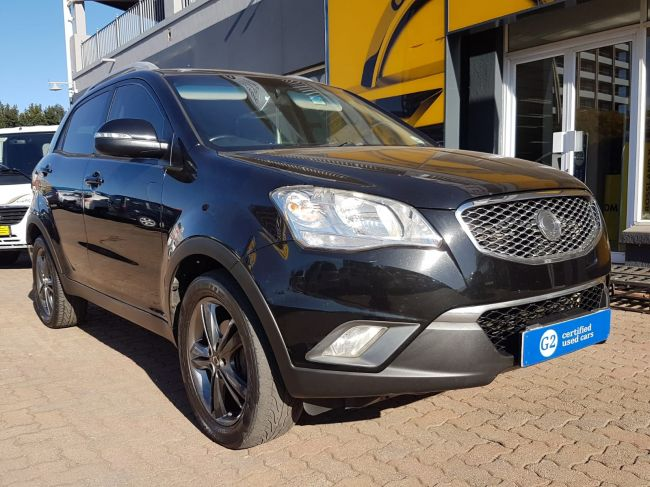 2012 Ssangyong Korando 2 2.0 CRD AWD A/T for sale - 0331-111562