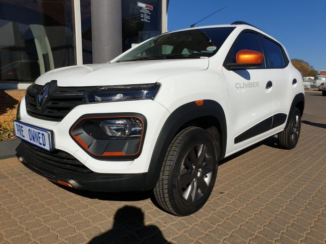 2021 Renault Kwid 1.0 CLIMBER 5DR AMT for sale - 543185