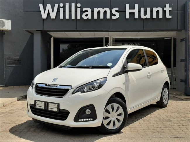 2021 Peugeot 108 1.0 THP ACTIVE for sale - 0335-137425
