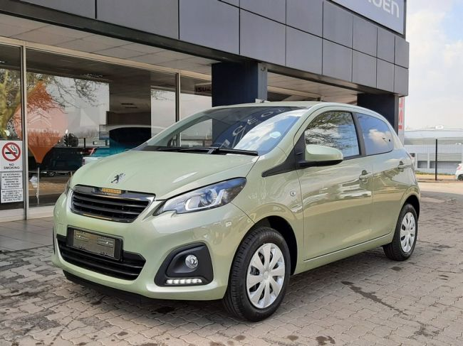 2021 Peugeot 108 1.0 THP ACTIVE for sale - 0335-137422