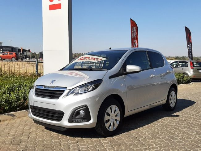2021 Peugeot 108 1.0 THP ACTIVE for sale - 0333-137484