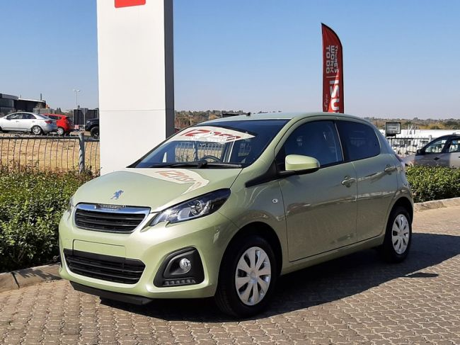 2021 Peugeot 108 1.0 THP ACTIVE for sale - 41443