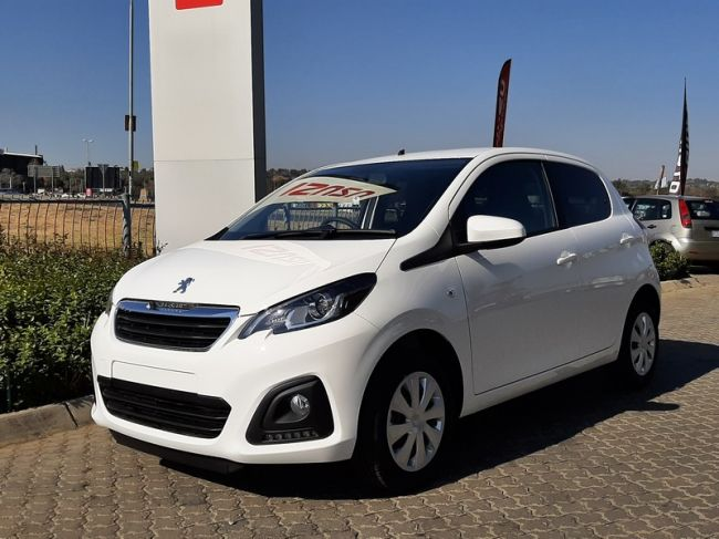 2021 Peugeot 108 1.0 THP ACTIVE for sale - 0333-137481