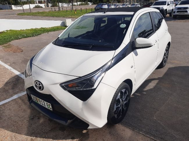 2019 Toyota AYGO 1.0 X-CITE (5DR) for sale - 543562