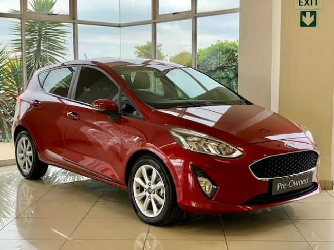 2018 Ford Fiesta FIESTA 1.0 ECOBOOST TREND 5DR A/T for sale - U31481