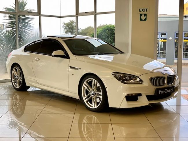 2015 BMW 6 Series 650i COUPE M SPORT A/T (F13) for sale - U31487