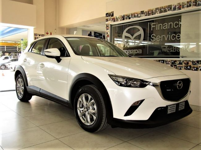 2021 Mazda CX-3 2.0 ACTIVE A/T for sale - N302777