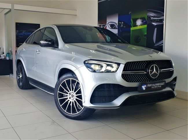 2021 MERCEDES BENZ GLE COUPE 400D 4MATIC for sale - 215349