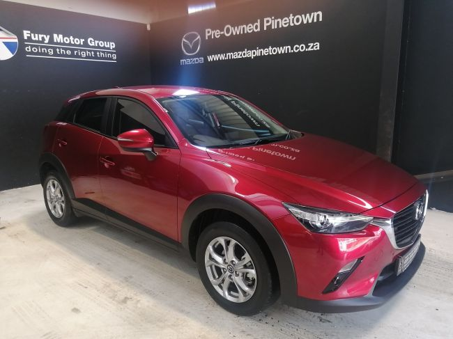 2019 Mazda CX-3 2.0 DYNAMIC A/T for sale - 31453