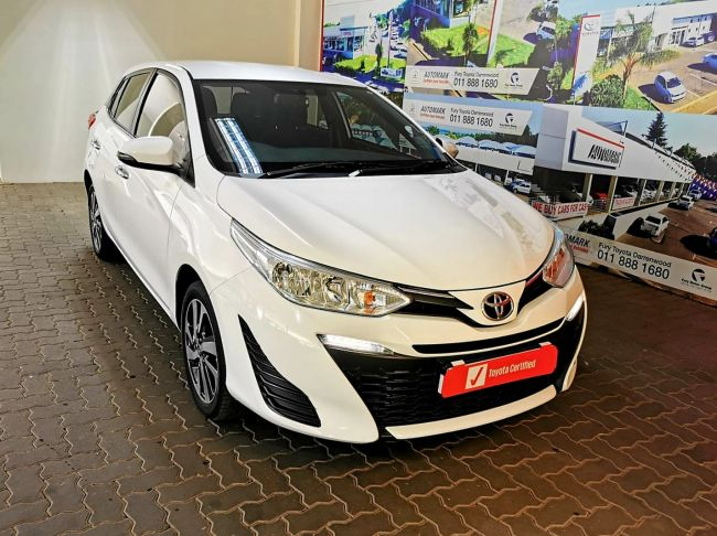 2018 Toyota Yaris 1.5 XS 5DR for sale - 10FDUSR125203