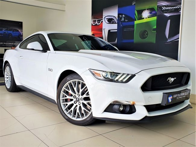 2019 Ford MUSTANG 5.0 GT A/T for sale - Sig18