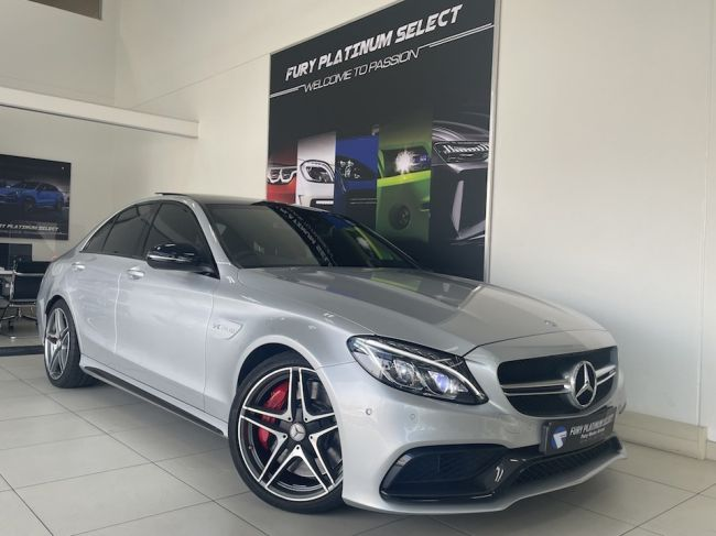 2016 MERCEDES BENZ C-Class C63 AMG S for sale - SIG16