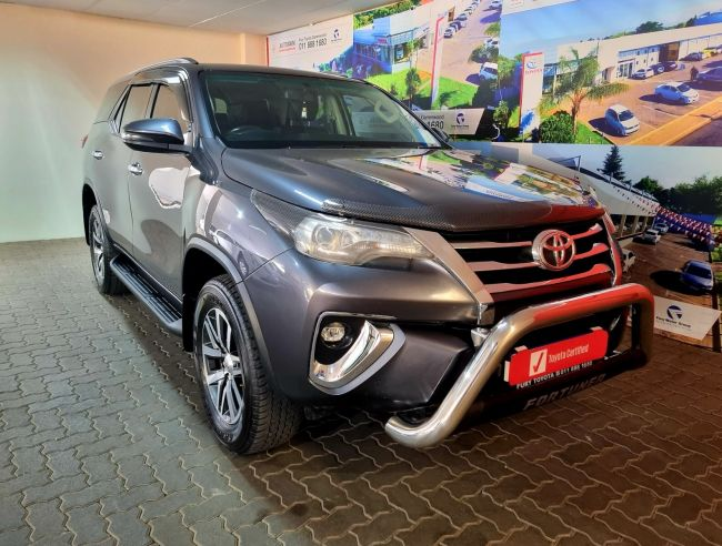 2019 Toyota Fortuner 2.8GD-6 R/B A/T for sale - 10FDUSR233034