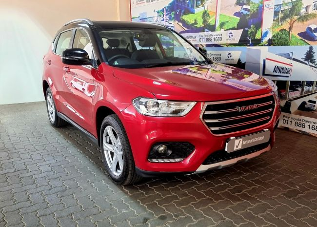 2021 HAVAL H2 1.5T LUXURY A/T for sale - 10FDUSR925607