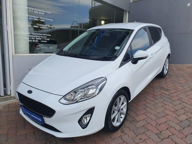 2021 Ford Fiesta 1.0 Ecoboost Trend 6AT for sale - U32890