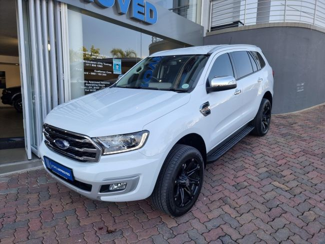 2021 Ford EVEREST  2.0D XLT 4X4 A/T for sale - U32893