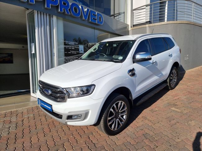 2020 Ford EVEREST 3.2 TDCI XLT 6AT 4X4 for sale - U33005